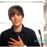 Justin Bieber reclame