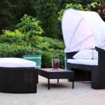 Een luxe loungeset van Axxi77 voor in de tuin!