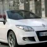 Renault Mégane Coupé-Cabriolet reclame, de omgekeerde wereld!