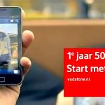 Vodafone Commercial: Start met Shoppen