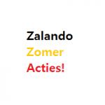 Juni Super Acties bij Zalando!