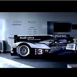 Audi R18 TDI, de nieuwe reclame