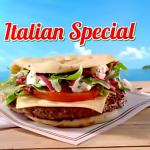 McDonald's op de Italiaanse tour!