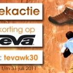 10% Korting op Teva bij Zalando!
