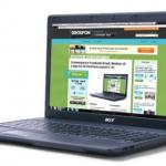 Acer Laptop met 15,6-inch scherm en 2 GB geheugen met 25% korting