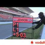 Wat gaat er om in het hoofd van Jenson Button achter het stuur?