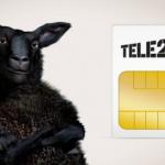 Onbeperkt mobiel bellen bij Tele2 voor €25 per maand!