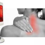 Caremaxx infrarood lamp voor het behandelen van spierproblemen met 50% korting