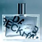 David Beckham in zijn nieuwe Homme reclame