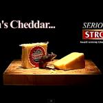 Nolan's Cheddar, serieus sterke kaas