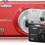 Olympus VG 130 Digitale Camera met 14 Megapixels met 47% korting