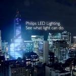 Nieuwe 'Zie wat licht kan doen'-campagne van Philips