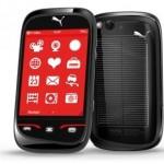 Puma phone met touchscreen, gps en zonnecellen met 80% korting