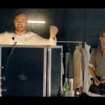 Arie Boomsma slechtgehumeurd in nieuwe Douwe Egberts reclame
