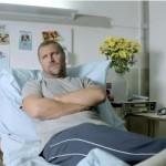John de Wolf in nieuwe Ditzo reclame
