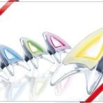 Een op afstand bedienbare Grundig Comfort Colours Sfeerlamp met 44% korting