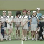 Stockholm Open: We were all beginners once