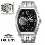 Orient Power Reserve Skeleton Black Automatic CFHAA001B horloge