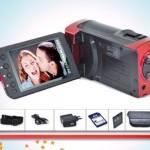 Symex HD Video Camera incl. 8GB SD Geheugenkaart met 54% korting!