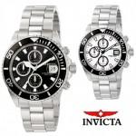 Invicta Chronograph Pro Diver Watch – Verkrijgbaar in twee modellen