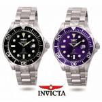 Maak een keuze uit de Invicta Grand Diver 3044 of de Grand Diver 3045