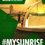 Heineken 'Sunrise', opmerkelijk maar zeer sterk!
