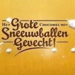 Chocomel en het grote sneeuwballengevecht