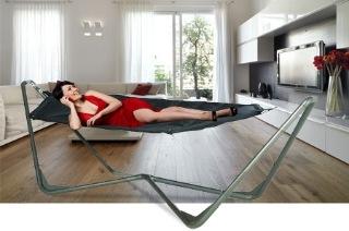 Hangmat Met Rvs Frame.Sit Joy Ultrachille Hangmat Vandaag Met 50 Korting