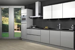Keller keuken incl bauknecht apparatuur levering en montage alleen vandaag met maar liefst - Keuken geesten campagne ...