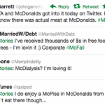 McDonald's en de twittercampagne – Een lesje 'zo moet het niet'!