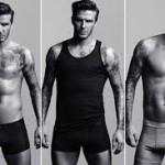 David Beckham nu ook te koop bij H&M