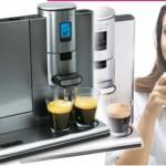 HK Inventum koffiepad-apparaat met 40% korting via outletplanet.