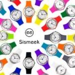 Kleurrijk Sismeek horloge – Alleen vandaag met 53% korting