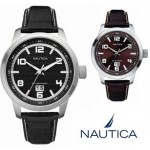Nautica NCT 400: A13551G of A13552G herenhorloges