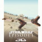 Star Wars: The Phantom Menace (3D) deze week te zien in Nederland en België