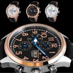 Theorema Jumbo XL herenhorloge met automatisch uurwerk