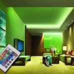 RGB LED-Lichtstrips in verschillende kleuren met 76% korting!