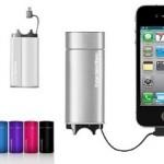 Battery pack voor de iPod en iPhone of voor Android, BlackBerry, Windows Mobile phones etc. van Dimass voor slechts €43