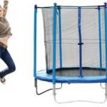 Jumpingzone XL trampolines incl. veiligheidsnet met 52% korting