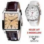 Emporio Armani horloges AR0646, AR0477 en AR5862