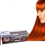 Een haarstraightener van Philips vanaf 39 euro