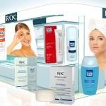 Pakket met 7 huidverzorgingsproducten van RoC met 50% korting
