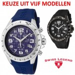 Swiss Legend Eograph horloges