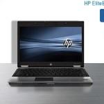 Een HP EliteBook 8440P – 14 inch, robuust en licht met een indrukwekkende batterij (tot 24u autonomie) met € 400 korting
