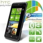 Een HTC Titan Smartphone met Windows Phone 7.5 Mango en 16 GB interne opslag met € 310 korting