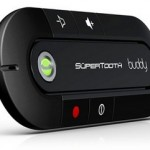 Supertooth Buddy bluetooth carkit via Dimass met 28% korting!