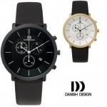 Twee varianten van Danish Design Titanium horloges (IQ15Q772, IQ16Q772)
