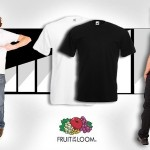 12 of 24 Fruit of the Loom T-shirts slechts € 29,99!