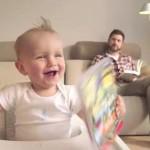 De nieuwe commercial van bol.com – Lachbaby