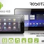 Een Robotpad Tablet met Android 4 met 66% korting